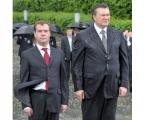 Сегодня начинается встреча президентов Украины и России