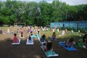 Школа йоги в Сумах