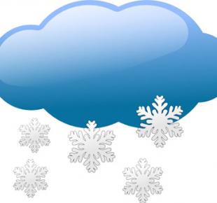 Всі Суми - Погодные катаклизмы ожидают сумчан в выходные 17 и 18 марта