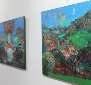 Всі Суми - Выставка черниговских живописцев проходит в Сумах (Фото)