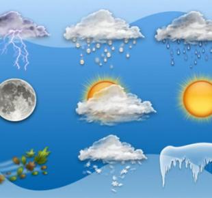 Всі Суми - Погода в Сумах и Сумской области на завтра 27 апреля