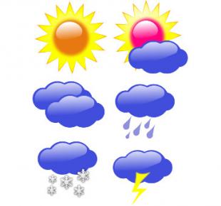 Всі Суми - Прогноз погоды в Сумах на 13 ноября
