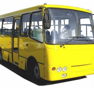 Всі Суми - Маршрутный митинг: в Сумах водители требовали повышение тарифа