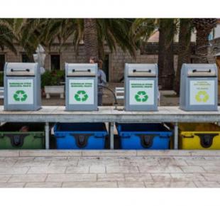 Всі Суми - В Сумах мусорные контейнеры опустят под землю
