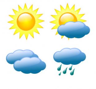 Всі Суми - Прогноз погоды в Сумах на выходные, 8 и 9 декабря