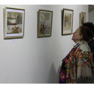 Всі Суми - Виставка під яскравою назвою «Ювілейна» відкрилася у Сумах