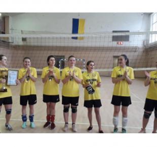 Всі Суми - Чемпіонками Сумського району стали волейболістки Бездрика