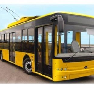 Всі Суми - Троллейбус работает без водителя: модернизация в Сумах (+ФОТО)