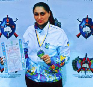 Всі Суми - Представительница ромского клуба «Сумы» Рада Демиденко стала второй на чемпионате Украины
