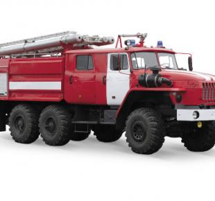 Всі Суми - В центре Сум собралось много пожарных машин (+ФОТО)