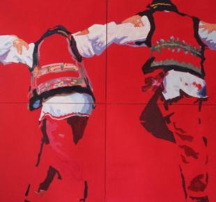 Всі Суми - У Сумах працює виставка  «Аркан – Єднання» Мар'яна Луніва