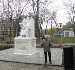 Всі Суми - В Сумах открыли памятник киевскому князю (+фото)