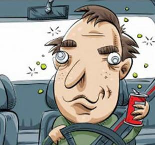Всі Суми - Поцарапал и заснул: в Сумах задержали пьяного водителя