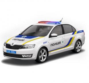 Всі Суми - Сумские патрульные получили новые машины