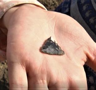 Всі Суми - На Сумщині знайшли давню рідкісну прикрасу (Фото)