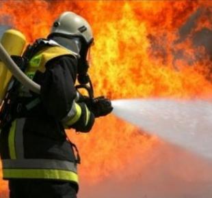 Всі Суми - На Сумщине пожарные во время тушения спасли человека (видео)
