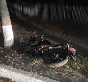 Всі Суми - В ДТП на Сумщине пострадал мотоциклист