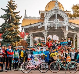 Всі Суми - Велосипедисти Сум традиційно їздили 200 км