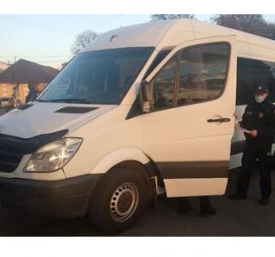 Всі Суми - На Сумщині правоохоронці перевіряють автобуси