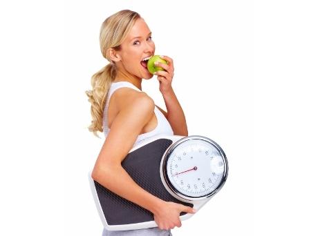 Если есть только яблоки на сколько можно похудеть за неделю