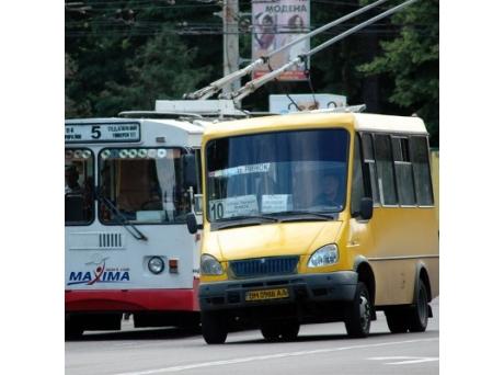 Транспортная схема: маршруты