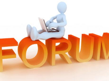 Прогон сайта форум