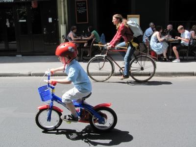 Все - на велосипеды!