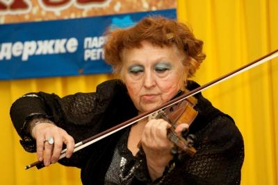 Лучшая скрипка города-Жанна Савельева  .jpg