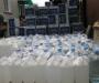 На Сумщині викрили пункт нелегального зберігання та реалізації підакцизної продукції на 1 млн 400 тис. грн.