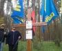 На Сумщині відкрили пам'ятник воїну УПА