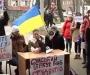 """""""Повертайся у гніздо"""": сумские студенты требовали вернуть сумской """"Беркут"""" из Киева и наказать за разгон Евромайдана"""