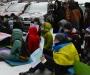 """Молчаливый протест в Сумах: """"Государство пытается закрыть нам рты и сажать в тюрьмы, но мы, народ Украины, недопустимо этого"""""""