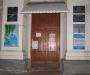 """Офис партии власти и коммунистов в Сумах """"замуровали"""" (фото)"""