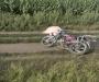 На Сумщине водитель мопеда из-за невнимательности потерял жизнь (фото)