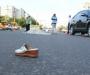 На Прокфьева автомобиль сбил велосипедистку, женщина умерла на месте (фото)
