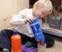 В Сумах несколько детей отравились бытовой химией