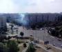 Пожар на Харьковской (фото)