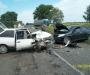ДТП на Сумщине: поломка автомобиля привела к лобовому столкновению (фото)