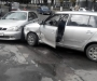 В Сумах тройное столкновение: водитель перепутала педали (фото)