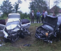 На Сумщине страшное ДТП: в результате лобового столкновения водители погибли на месте (видео)