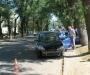 ДТП в Сумах: автомобили столкнулись и преградили дорогу (фото)