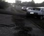 ДТП в Сумах: водитель на скорости снес столб (фото)