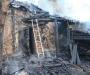 В Сумах произошел пожар на Центральном кладбище (фото)