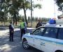 В Сумах угонщик пытался скрыться от милиции и перевернулся (фото)