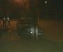 Ночное ДТП: в Сумах на Троицкой автомобиль Жигули протаранил столб (фото)