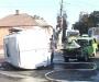 Водитель, по вине которого случилась тройная авария, ехал на краденом автомобиле (фото)