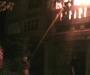 В Сумах горел дом, людей удалось спасти (видео)