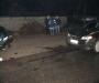 На Сумщине пьяный таксист протаранил конкурента, который по инерции сбил пешехода (фото)