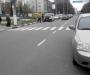 В Сумах ребенок на пешеходном переходе выбежал прямо под колеса автомобиля
