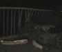 """В Сумах Hyundai наехал на отбойник путепровода, водителя пришлось """"вырезать"""" с автомобиля (фото)"""